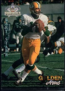 Football NFL 1994 Ted Williams Roger Staubach's NFL #76 Bart Starr NM-MT Packers