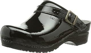 Sanita Freya Mule Clog | Original Handmade Flexible Leather Clog for Women | Maximum stability | Anatomical shaped footbed...