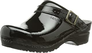 Best leather world designs clogs Reviews
