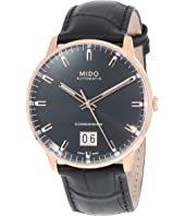 Mido - Commander Big Date Rose PVD Case - M0216263605100