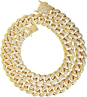 Best iced hip hop jewelry Reviews