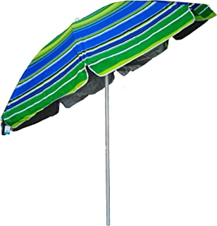 Procamp Beach Umbrella 2.40 meter UV multi-colour protected PRO000003