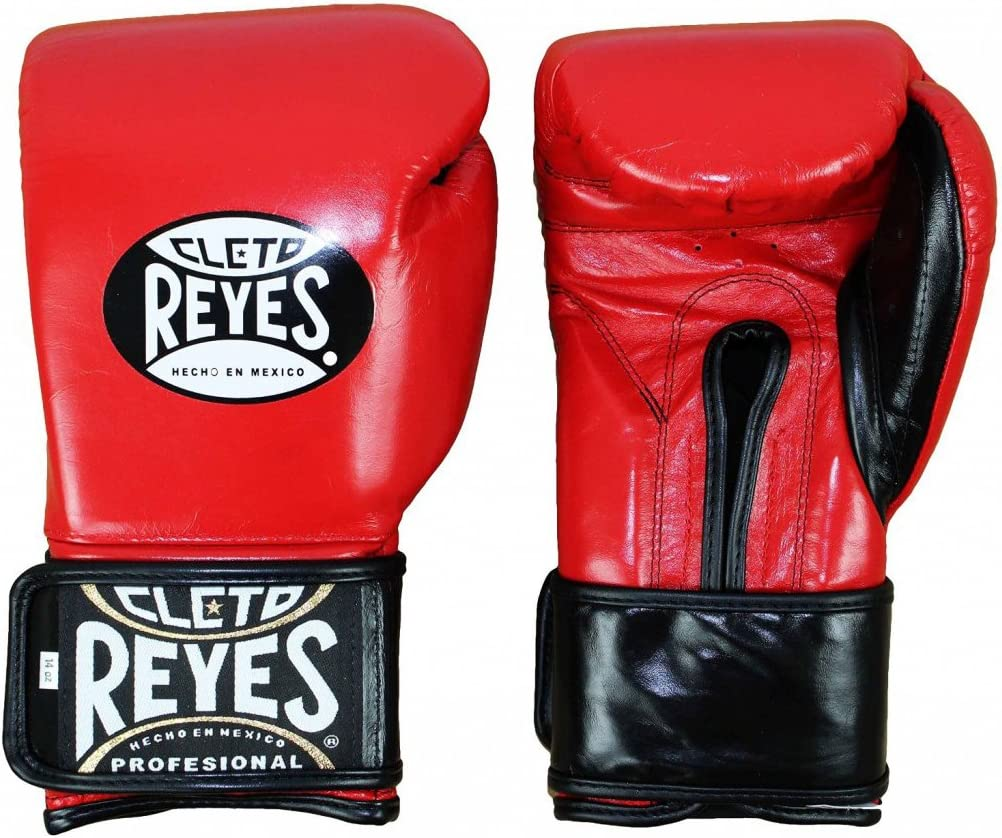 Quality inspection Cleto Reyes Extra Padding Training Gloves Hook OFFicial shop with and Loop Clo