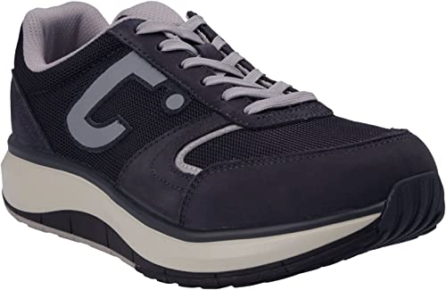 Joya Mens Cancun Nubuck Trainers