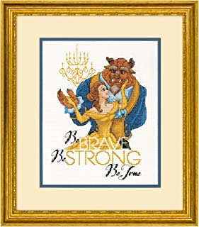 Best beauty and beast cross stitch Reviews