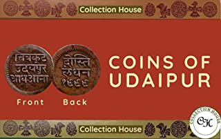 Collection House - Udaipur princley State Coin-for Collection