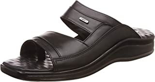 Coolers (from Liberty) Men's 2050-111N Black Leather Hawaii Thong Sandals-11 UK/India (46 EU) (2050068100460)