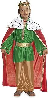 My Other Me Me - Disfraz de Rey mago, talla 1-2 años, color verde ...