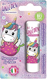 Burrocacao Unicorno lip balm by naturaverde. Burrocacao alla fragola 5.7 ml