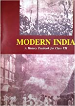 OLD NCERT Textbook Modern India by Bipin Chandra