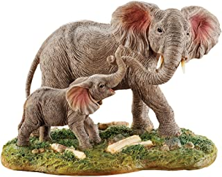 Best hand painted elephant figurines Reviews