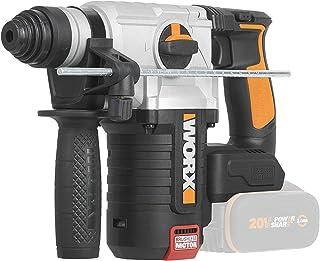 WORX WX380.9 18V (20V MAX) Cordless Brushless 2.0KG Rotary Hammer - Body Only