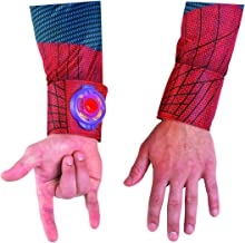 Disguise Marvel The Amazing Spider-Man Light Up Adult Web Shooter