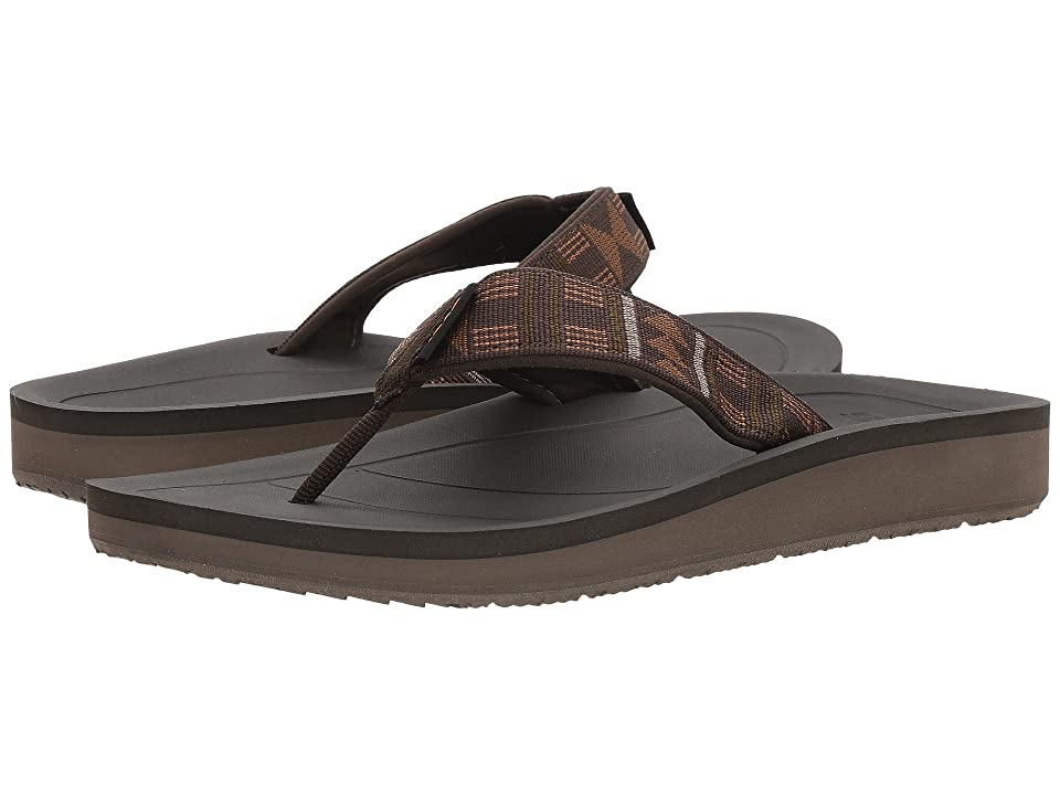Teva Flip Premier (Beach Break Brown) Men