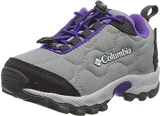 Columbia Kids' Childrens Firecamp Sledder 3 Waterproof Hiking Shoe