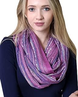 boho infinity scarf