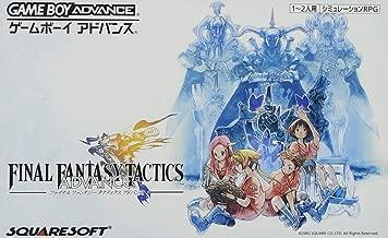 Final Fantasy Tactics Advance (Japanese Import Video Game)