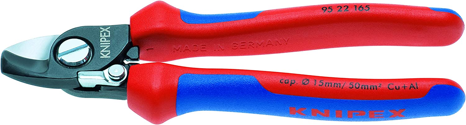 KNIPEX - 95 22 All items in the store 165 Cable Tools Multi-Component 2021 model Shears Spring