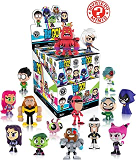 Teen Titans Go! Series 1 Mystery Minis Display Case