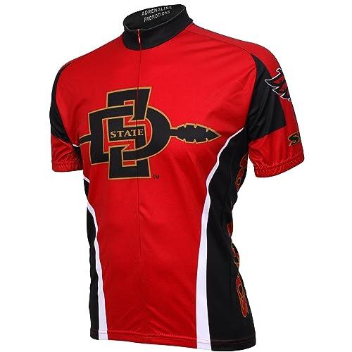 NCAA San Diego State Aztecs Cycling Jersey da8ef178e