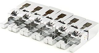 Floyd Rose Bridge Saddles (Set of 6) Chrome