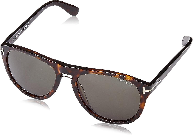 Tom Ford Sunglasses - Kurt Havana Our shop OFFers the best service Portland Mall Green Frame: Lens: