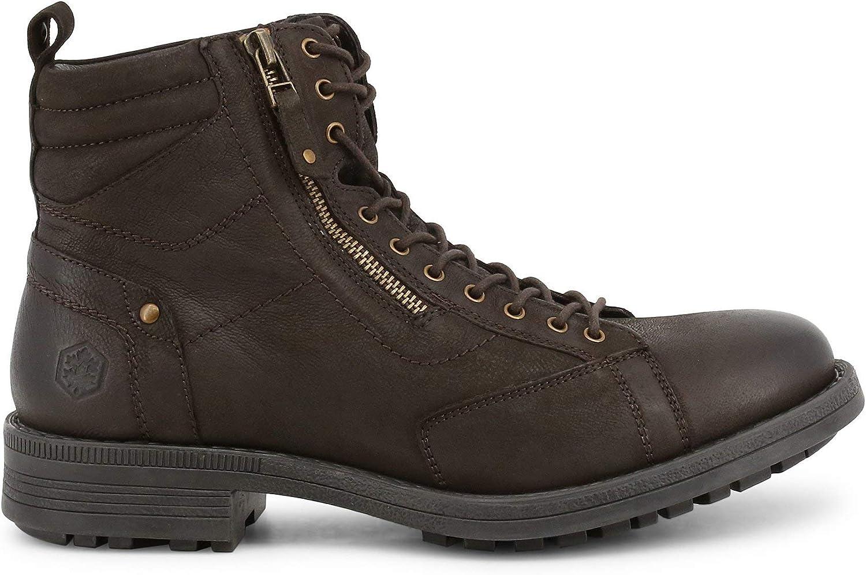 Lumberjack Alabama Men Brown Ankle Boots