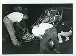 "Rip Williams #91 CRA Sprint Car Photo 5""x7"" Pit Ascot Park"