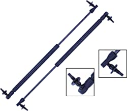 2 Pieces (SET) Tuff Support Liftgate Lift Supports 2005 To 2008 Jeep Grand Cherokee