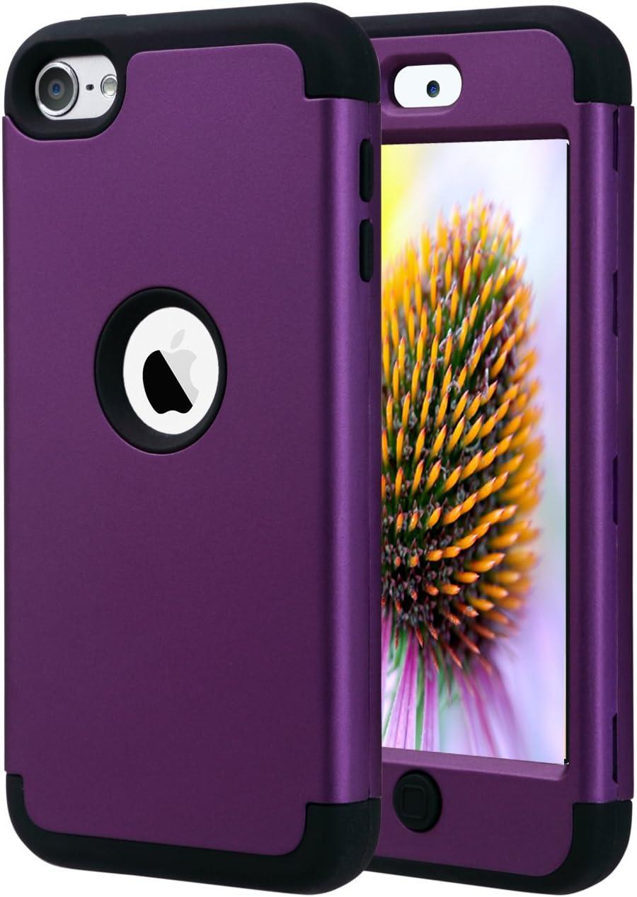 ULAK iPod Max 53% OFF Touch 2021 model 7th Generation Du Case 6 Heavy