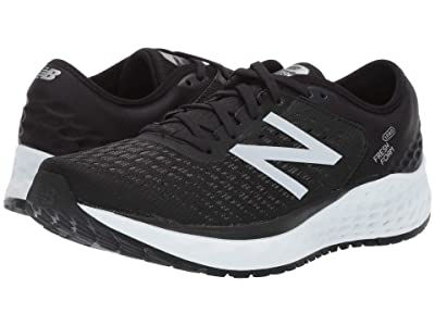 New Balance Fresh Foam 1080v9 (Black/White) Men