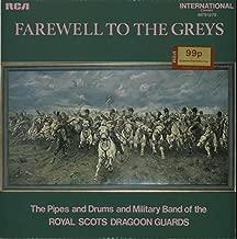 Farewell To The Greys