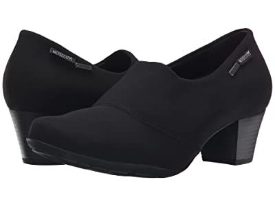 Mephisto Mila GT (Black Stretch) High Heels