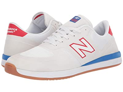 New Balance Numeric 420 (White/Red) Men