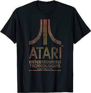 Vintage Atari Entertainment Technologies Distressed T-Shirt