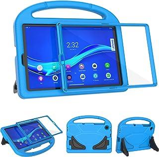 TeeFity Kids Case for Lenovo Tab M10 FHD Plus 10.3 inch Case, Shockproof Lenovo Tab M10 Plus 10.3 Kids Case with Built in ...