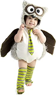 Princess Paradise Baby Edward The Owl Deluxe Costume
