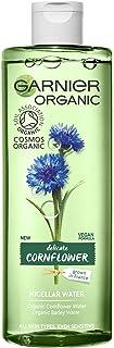 Garnier Organic Cornflower Micellar Cleansing Water, 400ml