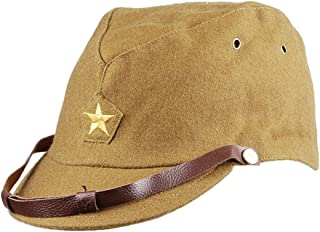 Heerpoint Reproduction WWII WW2 Japanese army IJA Officer Field Hat Cap L