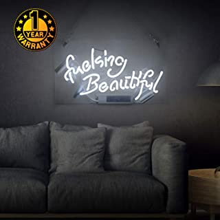 Beer Neon Wall Signs Room Decor Fucking Beautiful for Home Bedroom Girls Pub Hotel Beach Cocktail Recreational Game Room 14