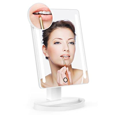 LED Makeup Mirror Lightswim Natural Daylight Il...