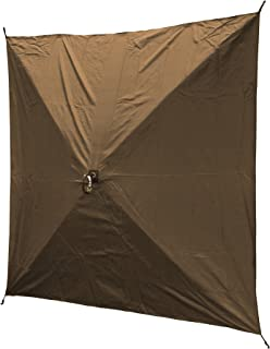 Quick Set Escape XL Wind Panels, Tear-Resistant Durable Side Panels Fire-Retardant (3 Pack), Brown