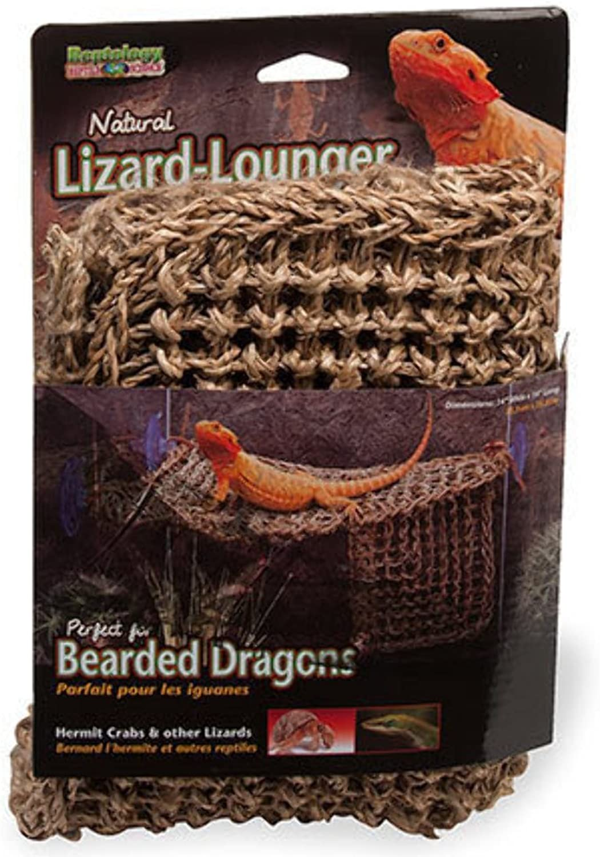 Lizard Lounger by Reptology (Large Corner)