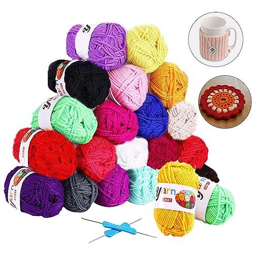 Wool For Crochet Amazoncouk