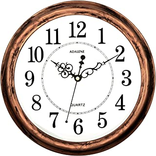 Best floating crystal wall clock Reviews