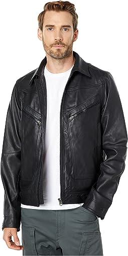 Flight Leather Jacket