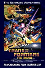 Posters USA - Transformers The Movie Original Classic G1 Movie Poster GLOSSY FINISH - MOV846 (24