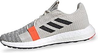 Tênis Running Adidas Feminino Senseboost Go G26944 Cru/laranja 39