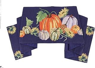 DEI 12475 Harvest Table Runner, 72