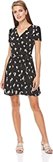 Tally Weijl womens TWCDWWB Tally Weijl Casual Dress for Women - White & Black